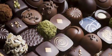 CHOCOLATE MAKING WORKSHOP tickets