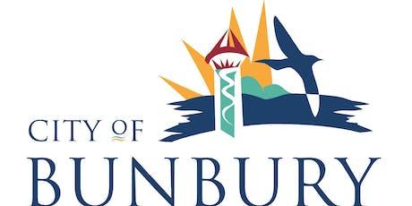 City of Bunbury - Vendor Panel - Halifax tickets