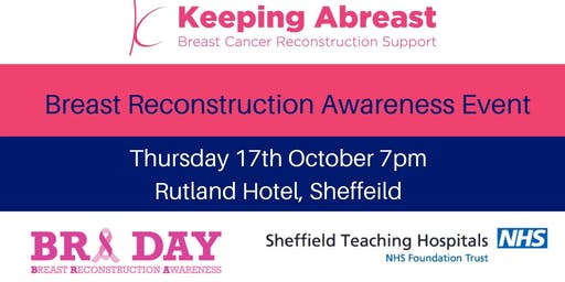 Breast Reconstruction Awareness Event
