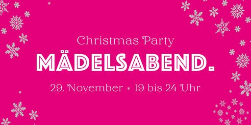 Mädelsabend x Christmas VIP Ticket