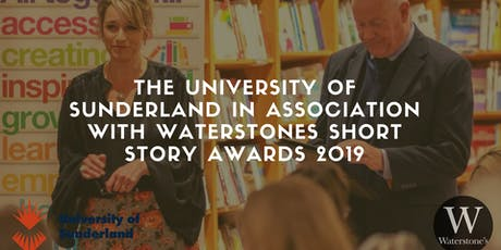 University of Sunderland in Association with Waterstones Short Story Awards tickets