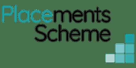 SALC Placements Scheme Year 1 Briefing tickets