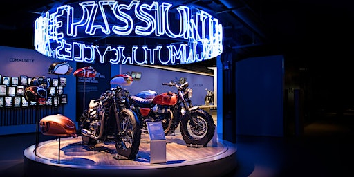 DECEMBER 2019 Triumph Factory Tour - 11.30