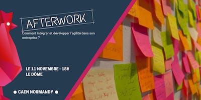 Afterwork #3 : Comment intégrer et développer l'agilité dans son entreprise