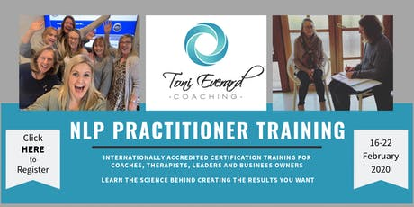 NLP Practitioner Training tickets