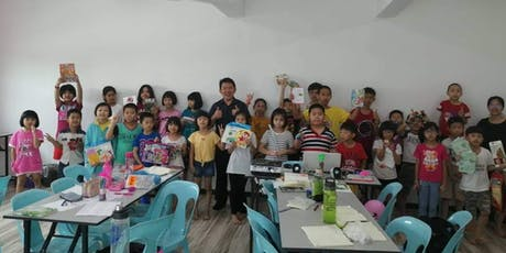 儿童理财课程-培养孩子的金钱观,价值观和人生观 @ 大山脚 tickets
