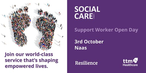 Support Workers Open Day | Naas