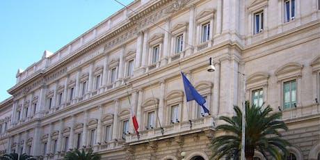 Le sanzioni della Banca d'Italia e della CONSOB: i recenti orientamenti interni e sovranazionali biglietti