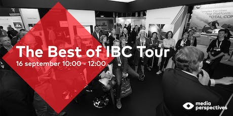 The Best of IBC-tour tickets