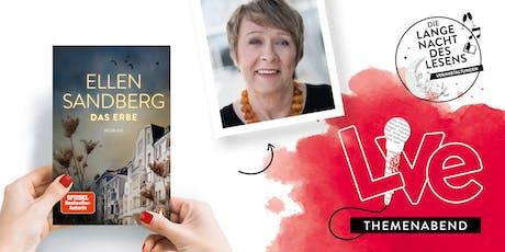 THEMENABEND:  Die Lange Nacht des Lesens Tickets