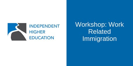 Workshop: Work Related Immigration tickets