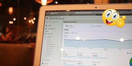 Maîtriser Google Analytics en 2h billets