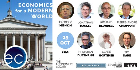 UCL Economics Conference 2019 tickets