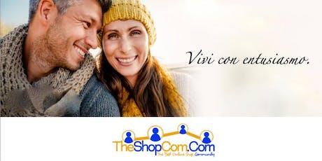 Evento ufficiale di TheShopCom.com DOMENICA 17 Novembre 2019 biglietti