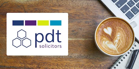PDT Solicitors Employment and HR Breakfast Briefing: 8th October, Horsham tickets