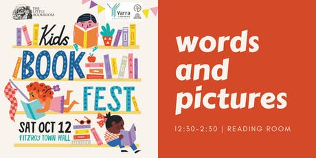 Kids Book Fest: Words and Pictures tickets