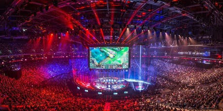 League of Legends World Championship Viewing Party Quarter Final 26-10-2019 tickets