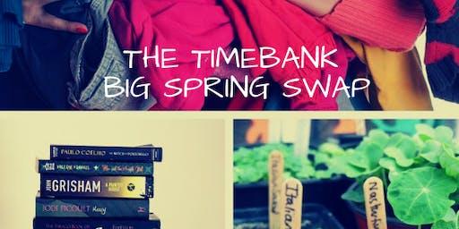 TimeBank Big Spring Swap