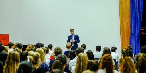 An Audience with the Headmaster - Monday 14 October 2019 - 6pm