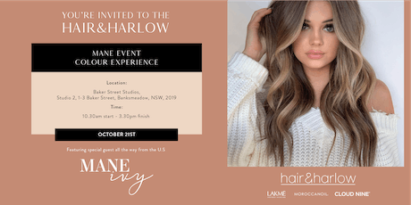 The Mane Event by Hair & Harlow ft.  Mane Ivy tickets