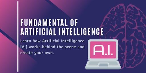 Fundamental of Artificial Intelligence (AI)