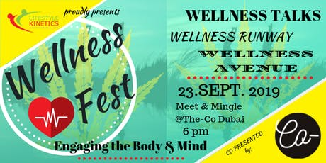 WELLNESS FEST: An Engagement of the Body & Mind tickets
