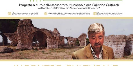 Incontro Culturale con il prof. de Bonis: L'acqua nell'antica Roma biglietti