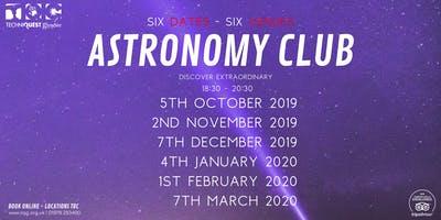 Astronomy Club on Tour - Techniquest Glyndwr