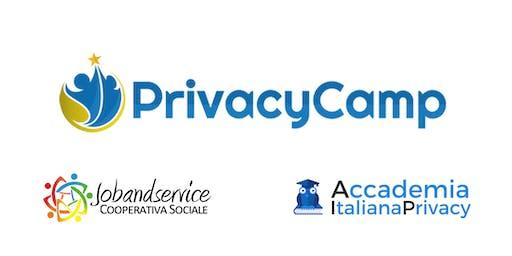 Privacy Camp - Genova