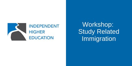 Workshop: Study Related Immigration tickets