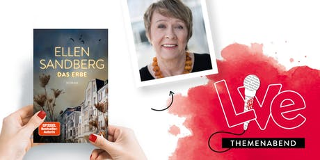 LESUNG: Ellen Sandberg Tickets