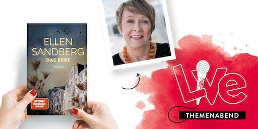 LESUNG: Ellen Sandberg