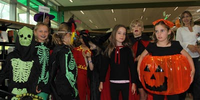 Halloween at The Grove Library