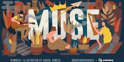CreativeMornings Oslo x Oslo Innovation Week — From Land to Brand