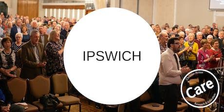 Ipswich - CARE Autumn Tour tickets