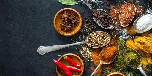 Indian Summer Supper  @ Rise & Vine in Kensal Rise