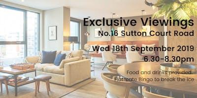 No.16 Sutton Exclusive Viewings