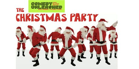 Big Show & Christmas Party at Comedy Unleashed tickets