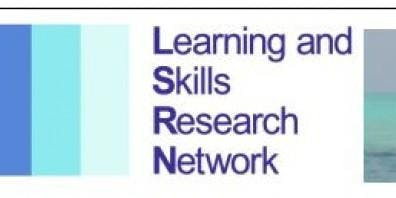 Learning and Skills Research Network meeting