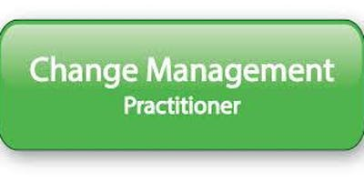 Change Management Practitioner 2 Days Training in London