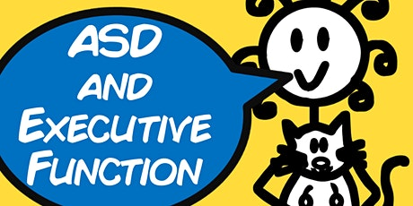 EXECUTIVE FUNCTION & AUTISM (WEBINAR WITH GERRY) tickets