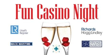 Fun Casino Night tickets