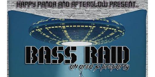 BASS RAID - An Area 51 Bass Preparty