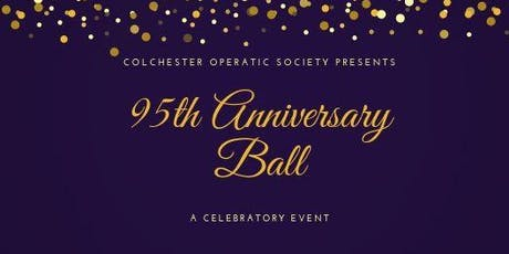 The COS 95th Anniversary Ball tickets