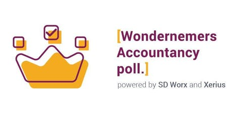 Wondernemers Accountancy poll - VOLZET tickets