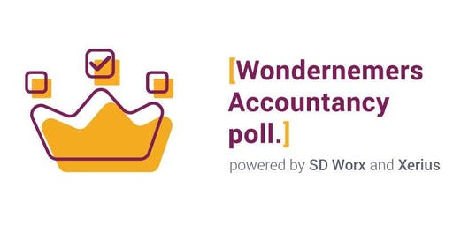 Wondernemers Accountancy poll.