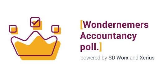 Wondernemers Accountancy poll - VOLZET