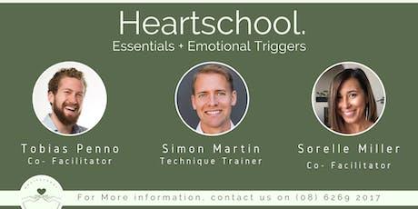 HeartSchool Essentials & Emotional Triggers tickets