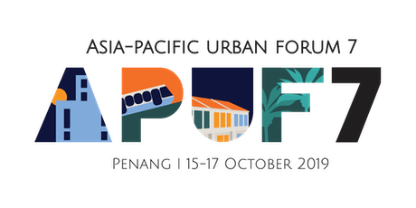 7th Asia Pacific Urban Forum (APUF7) tickets