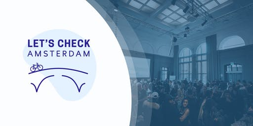 Lets check Amsterdam - Test Automation Meetup